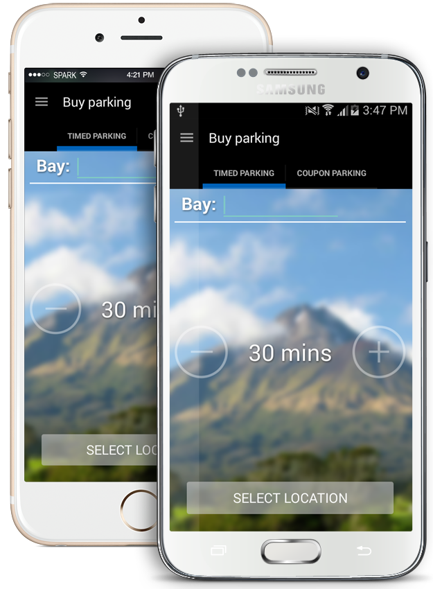 PayMyPark Quick Parking